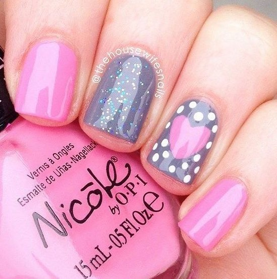 Best Nail Art Ideas For Valentines 2020 – 2