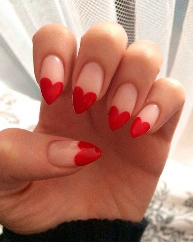 Best Nail Art Ideas For Valentines 2020 – 36