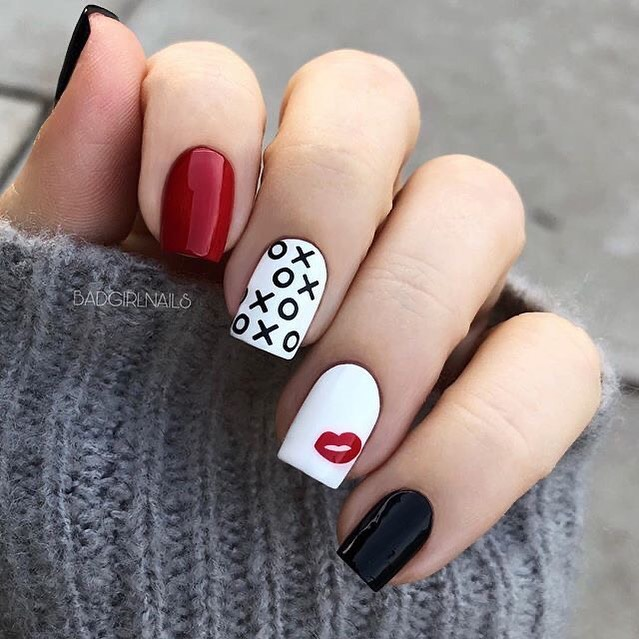 Best Nail Art Ideas For Valentines 2020 – 37