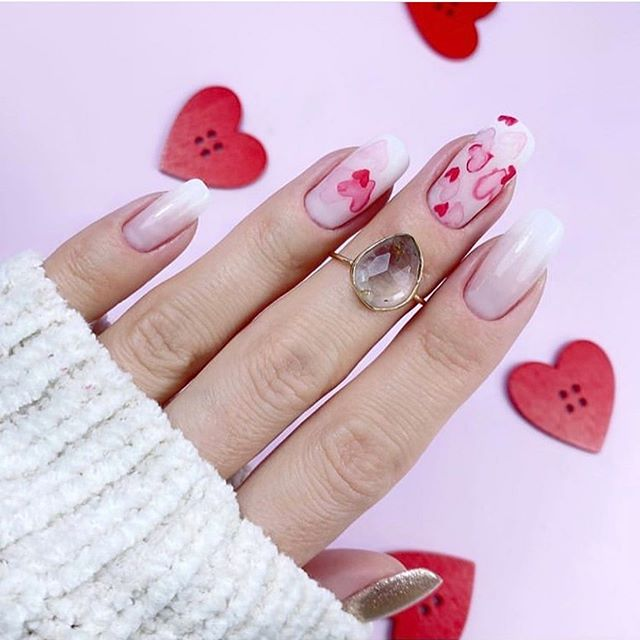 Best Nail Art Ideas For Valentines 2020 – 24