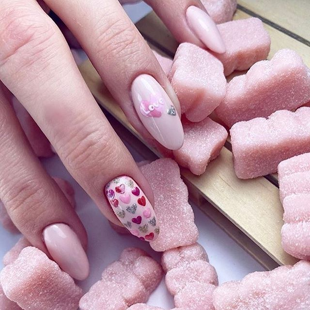Best Nail Art Ideas For Valentines 2020 – 26
