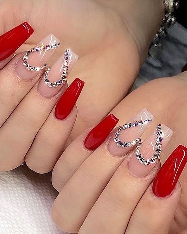 Best Nail Art Ideas For Valentines 2020 – 30