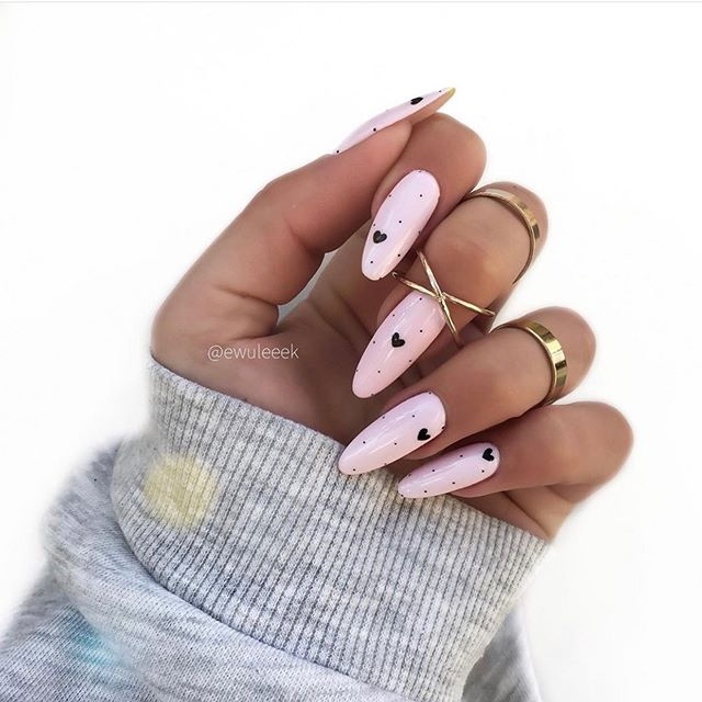 Best Nail Art Ideas For Valentines 2020 – 21