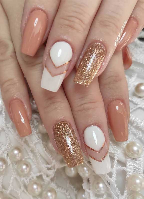 100 Gorgeous Spring Nail Trends And Colors Page 24