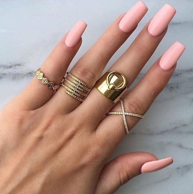 100 Gorgeous Spring Nail Trends And Colors – Page 56