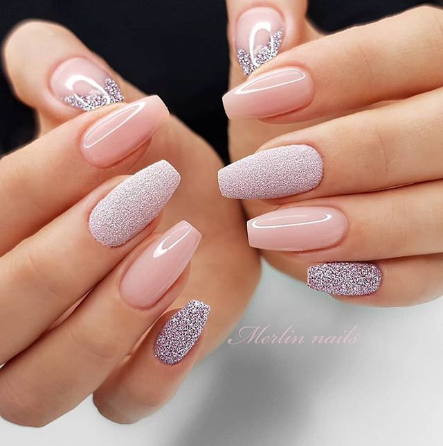100 Gorgeous Spring Nail Trends And Colors – Page 60