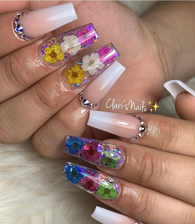 100 Gorgeous Spring Nail Trends And Colors – Page 66