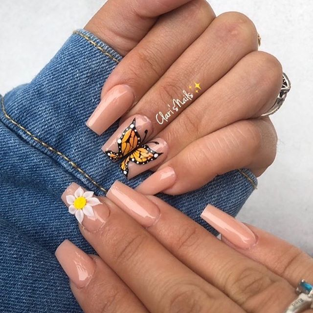 100 Gorgeous Spring Nail Trends And Colors – Page 72