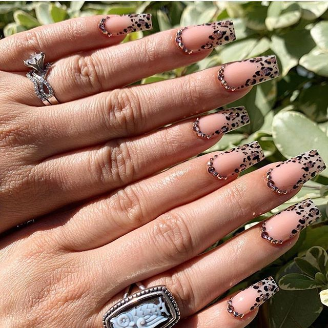 100 Gorgeous Spring Nail Trends And Colors – Page 78
