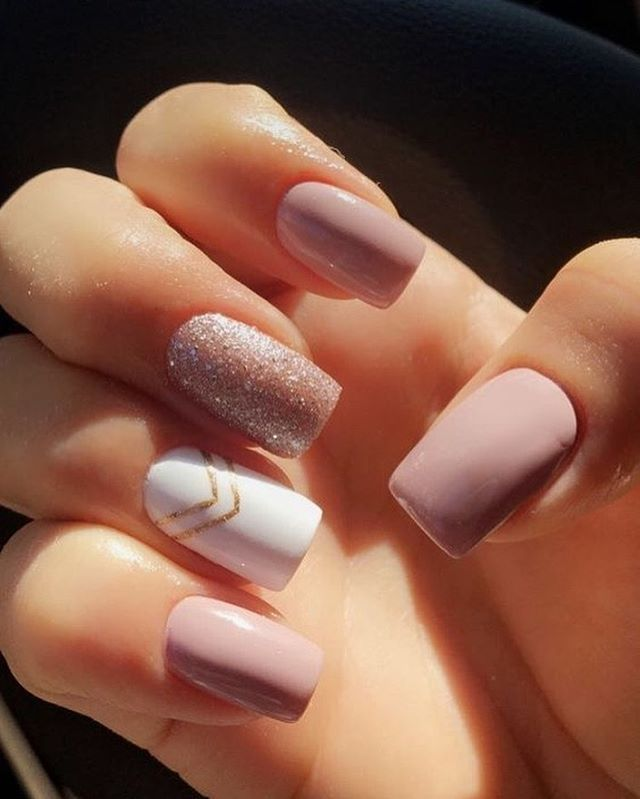 100 Gorgeous Spring Nail Trends And Colors – Page 45