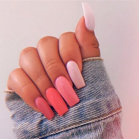 100 Gorgeous Spring Nail Trends And Colors – Page 46