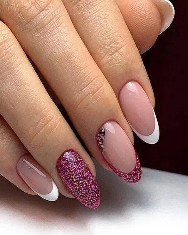 100 Gorgeous Spring Nail Trends And Colors – Page 97