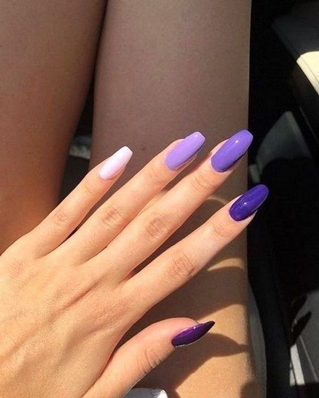 100 Gorgeous Spring Nail Trends And Colors – Page 47