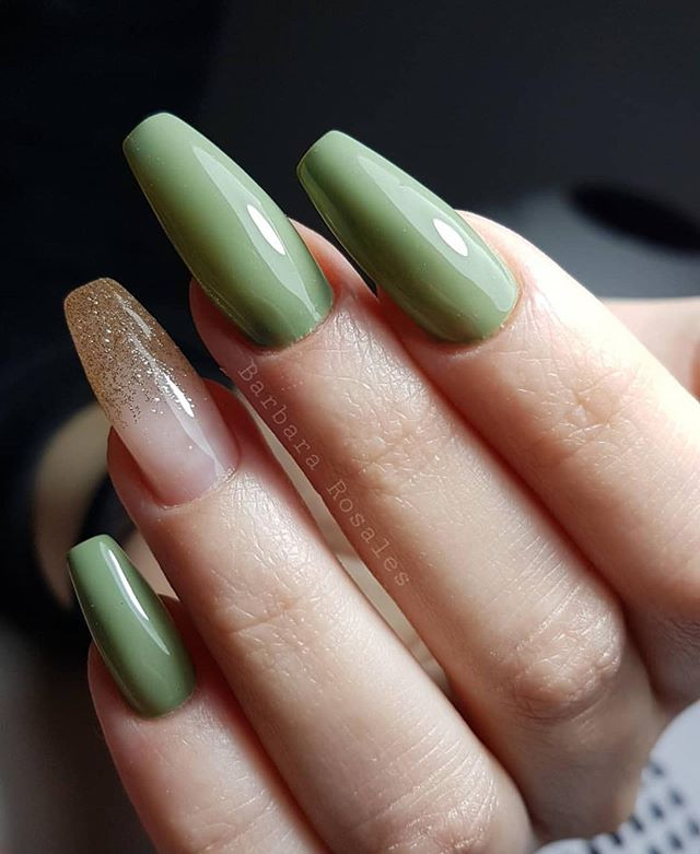 100 Gorgeous Spring Nail Trends And Colors – Page 50