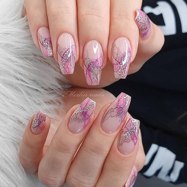 100 Gorgeous Spring Nail Trends And Colors – Page 41