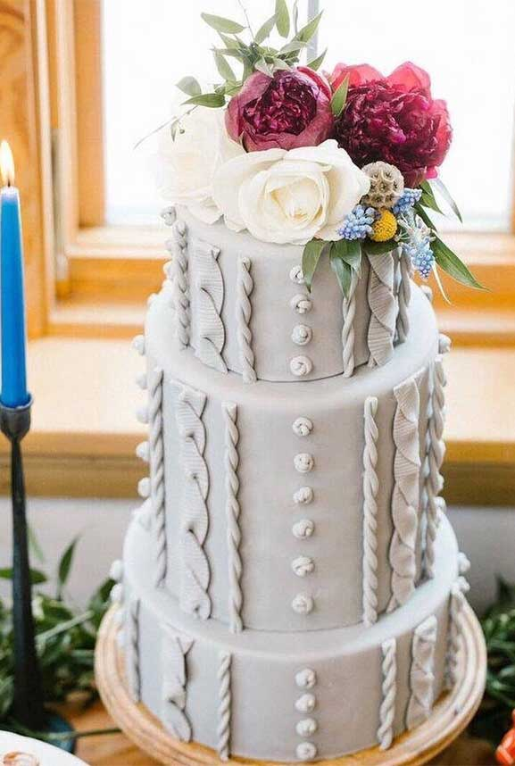 Top Wedding Cake Trends for 2020 – Page 44