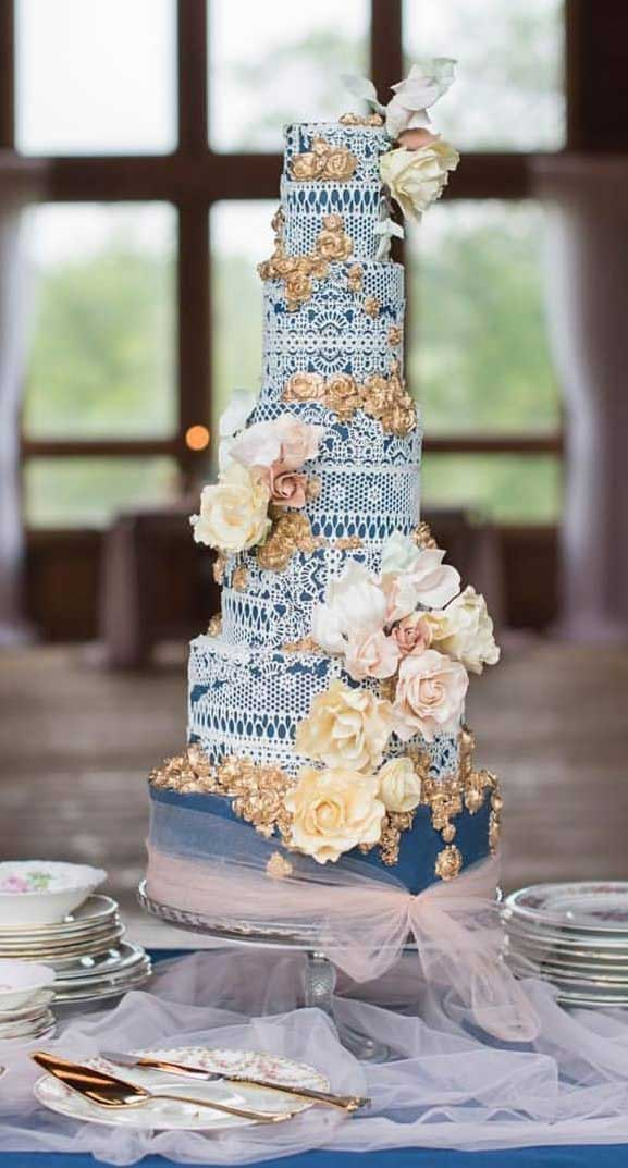 Top Wedding Cake Trends for 2020 – Page 47