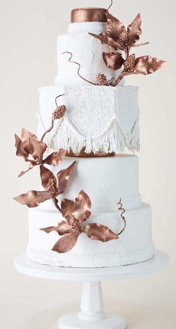 Top Wedding Cake Trends for 2020 – Page 49