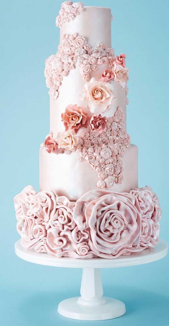 Top Wedding Cake Trends for 2020 – Page 52