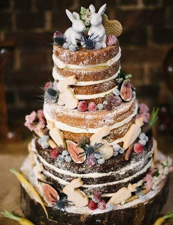 Top Wedding Cake Trends for 2020 – Page 38