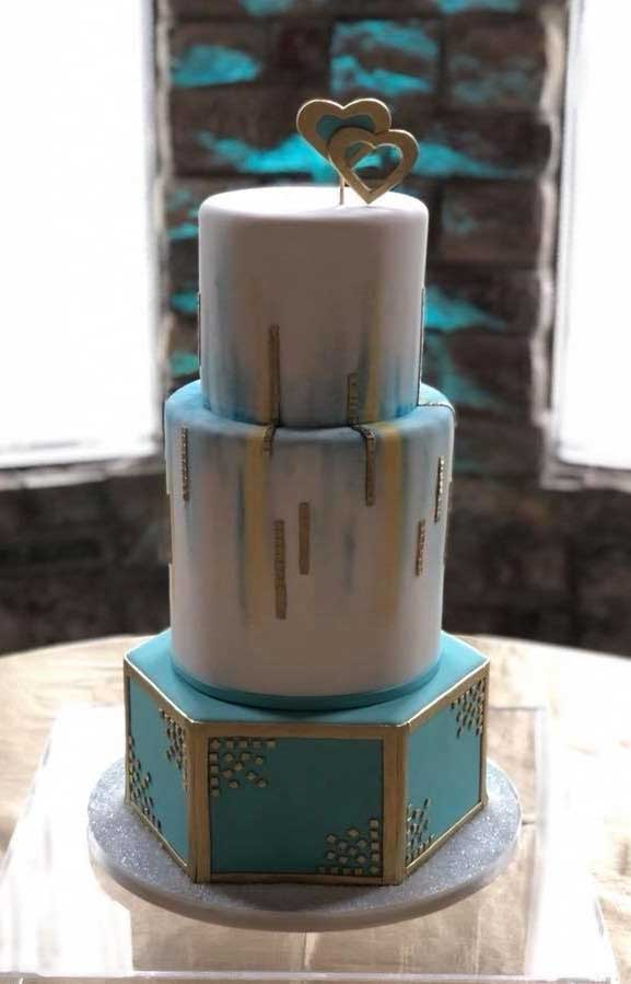 Top Wedding Cake Trends for 2020 – Page 33