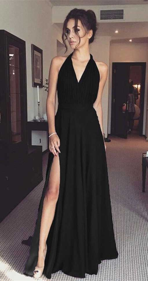 41 Stunning black dresses that you should have in your closet – 4