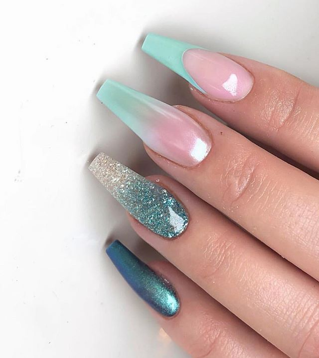 Best nail art designs to try this spring & summer 2020 – 50