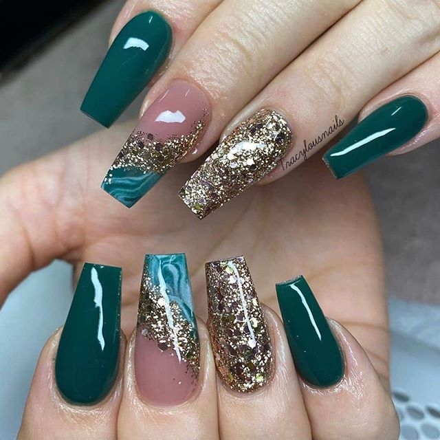 Best nail art designs to try this spring & summer 2020 – 52