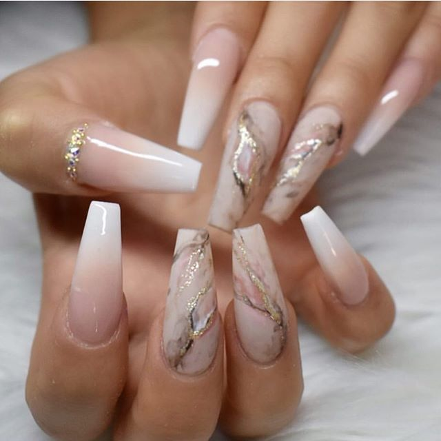 Best nail art designs to try this spring & summer 2020 – 51