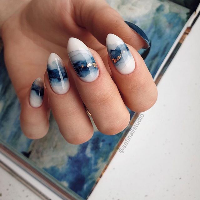 Best nail art designs to try this spring & summer 2020 – 40
