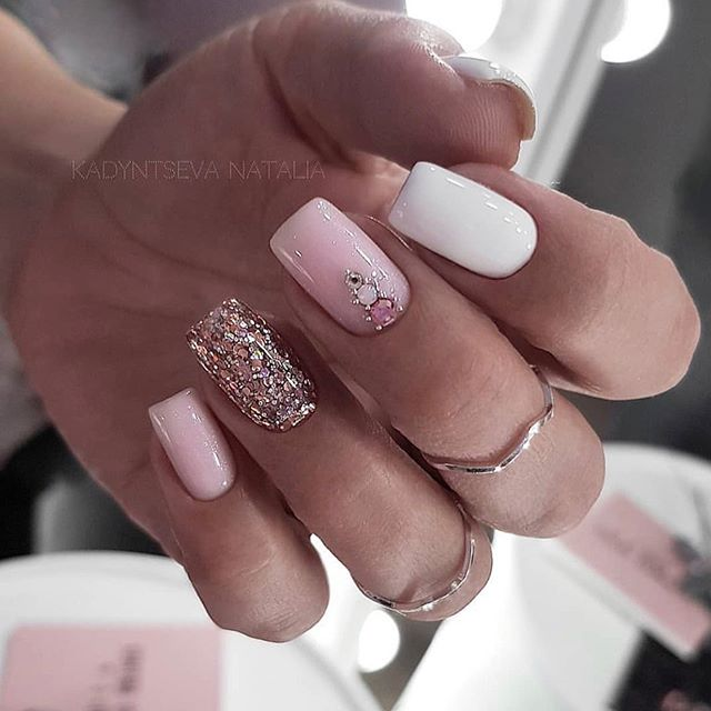 Best nail art designs to try this spring & summer 2020 – 25