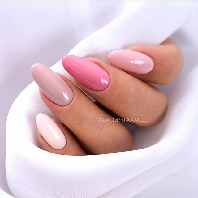 Best nail art designs to try this spring & summer 2020 – 44