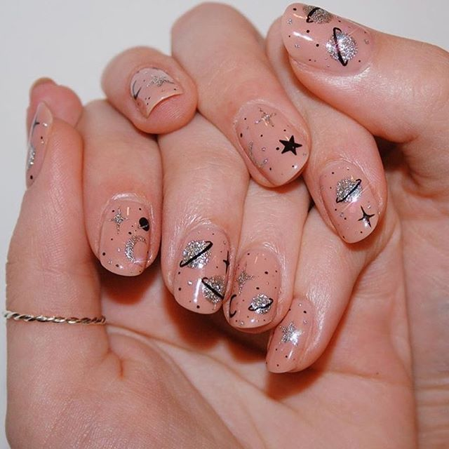 Best nail art designs to try this spring & summer 2020 – 42