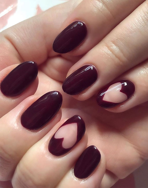Best Nail Art Ideas For Valentines 2020 – 50