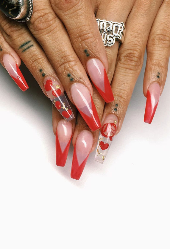 Best Nail Art Ideas For Valentines 2020 – 54