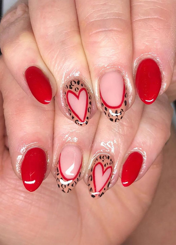 Best Nail Art Ideas For Valentines 2020 – 56