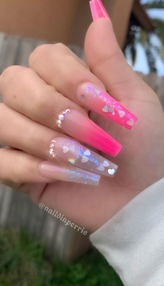 Best Nail Art Ideas For Valentines 2020 – 59
