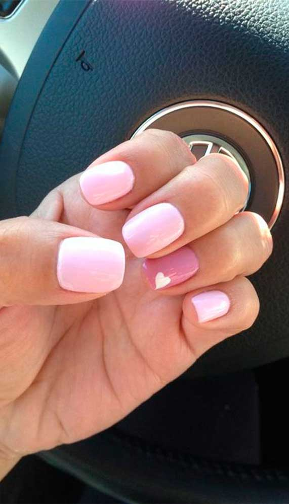 Best Nail Art Ideas For Valentines 2020 – 42