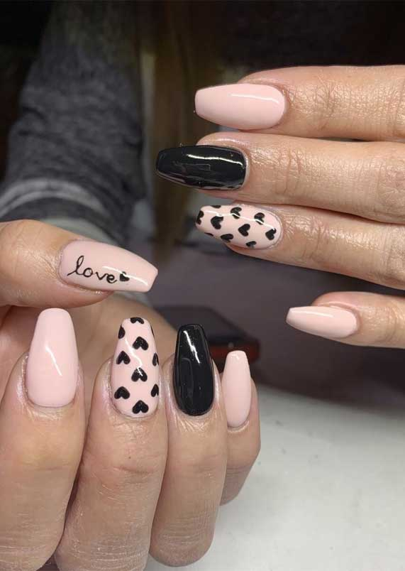 Best Nail Art Ideas For Valentines 2020 – 46