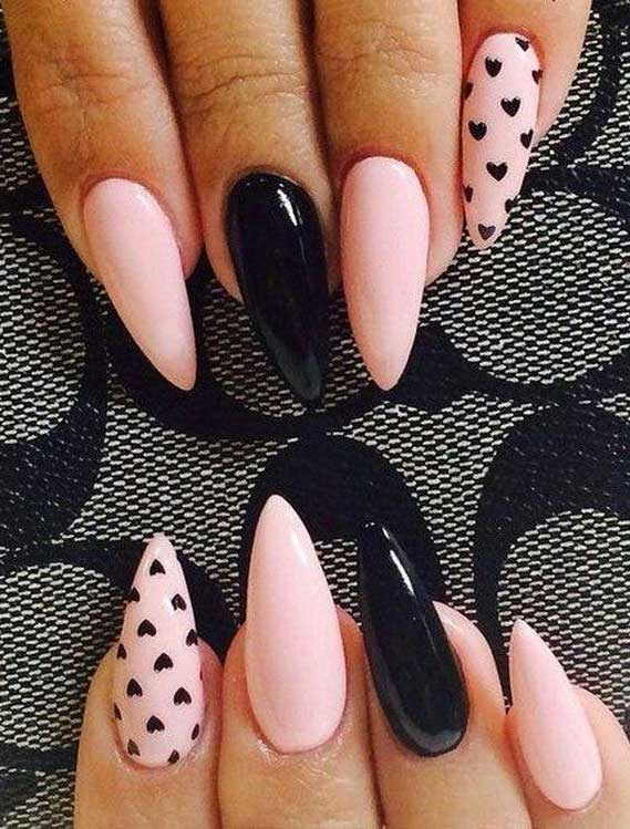 Best Nail Art Ideas For Valentines 2020 – 47