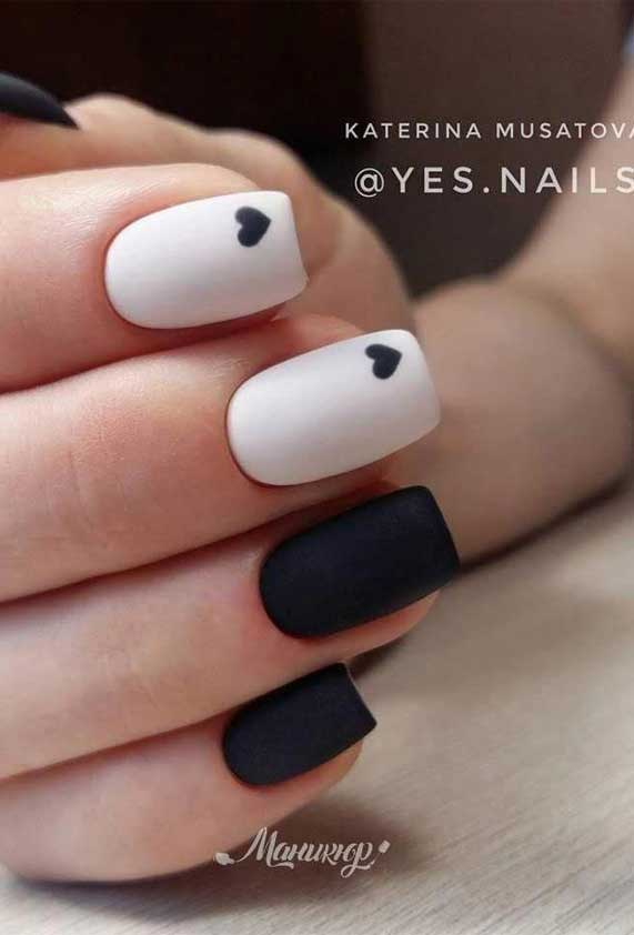 Best Nail Art Ideas For Valentines 2020 – 48