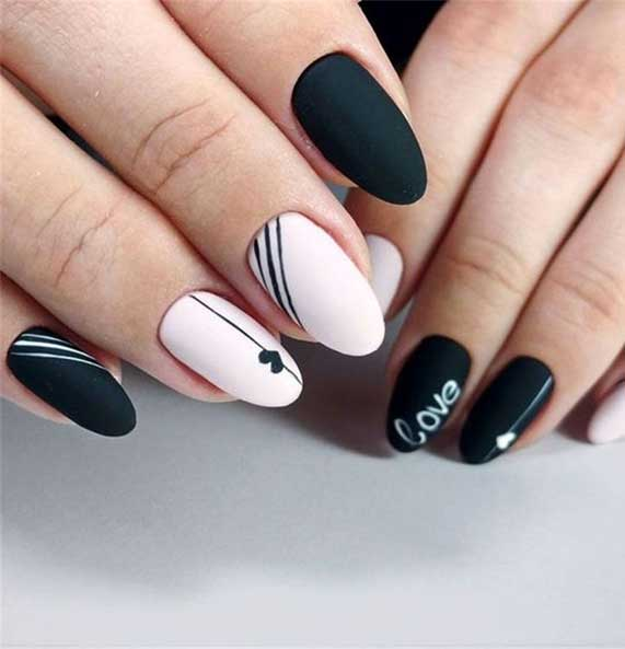 Best Nail Art Ideas For Valentines 2020 – 49