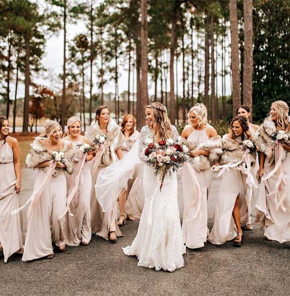 Best Neutral Bridesmaid Dresses To Swoon