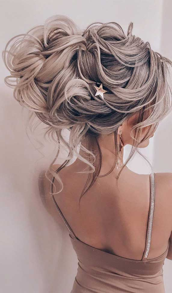 Gorgeous prom hairstyles that will make you shine through night – 7