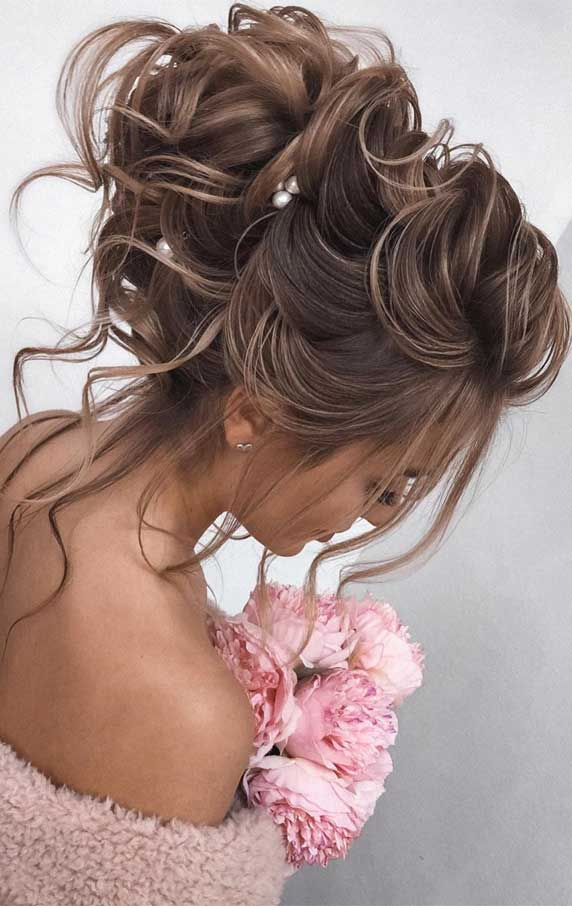 Gorgeous prom hairstyles that will make you shine through night – 9