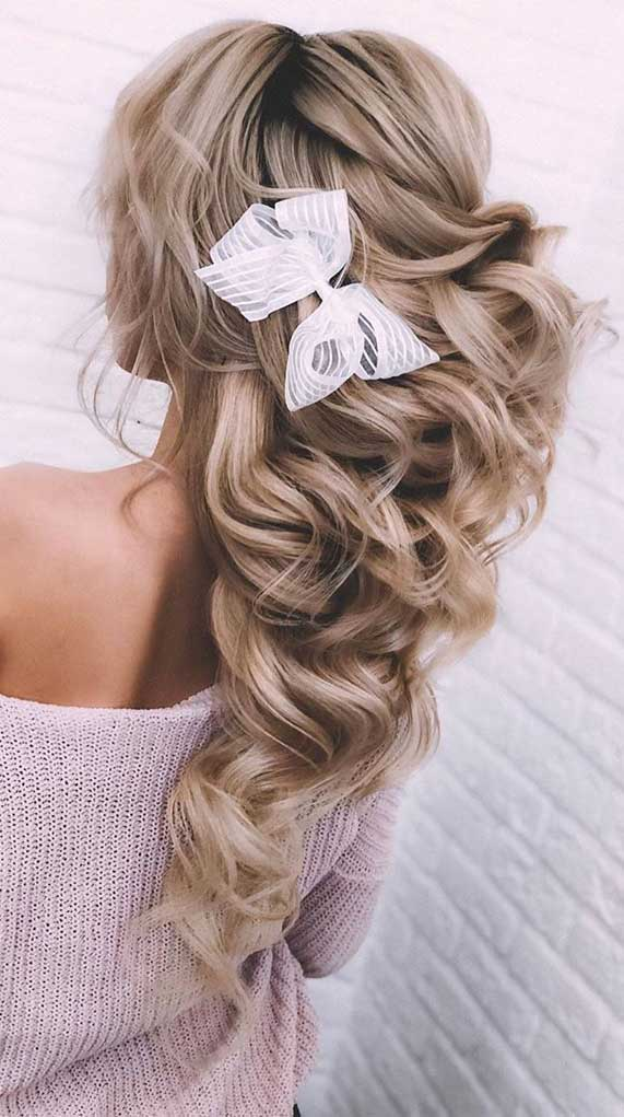 Gorgeous prom hairstyles that will make you shine through night – 10