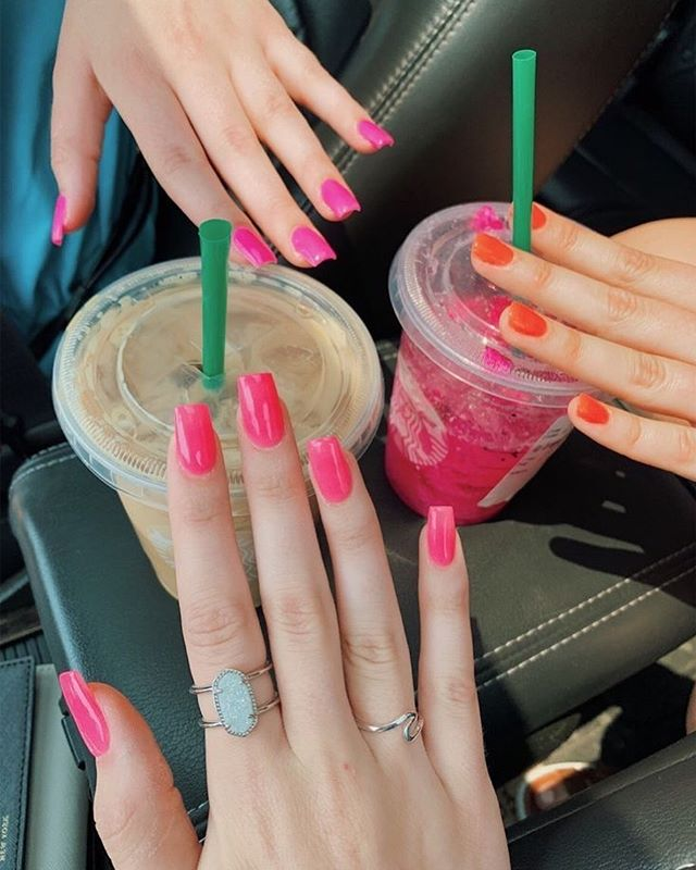 35 Ways To Bright Up Your Nails This Spring 2020