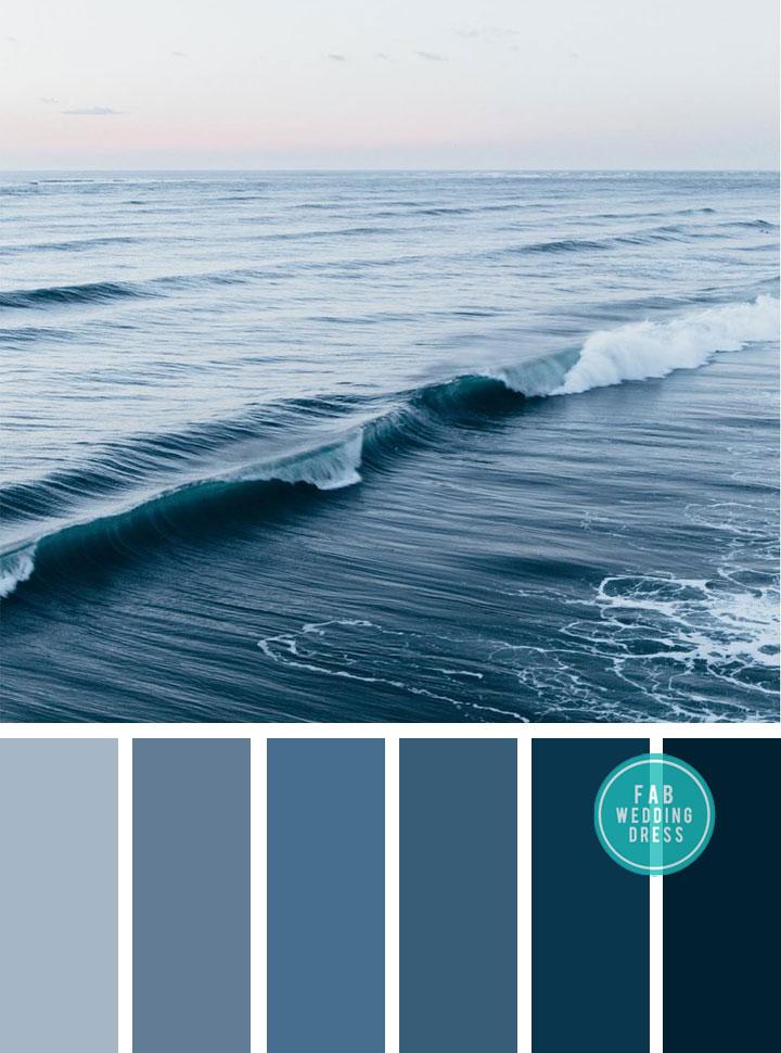 Blue Tones : Blue Color Combos