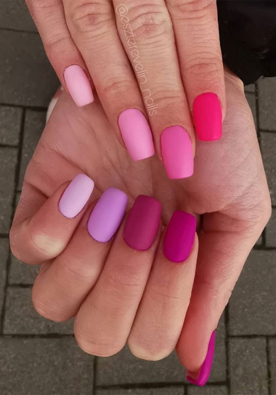 Awesome summer nail colors & designs that you've got to try