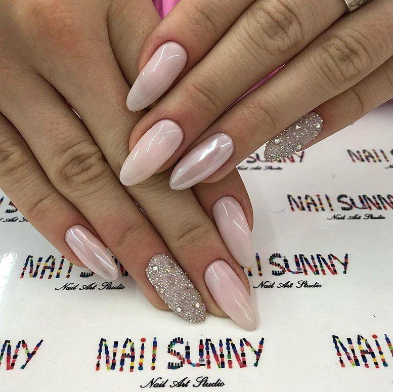 15 Gorgeous glitter nail art designs